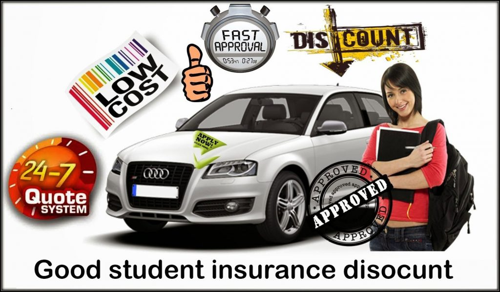 good student insurance disocunt
